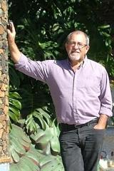 Gregorio Gutiérrez, taxista en la isla de La Palma (Canarias)
