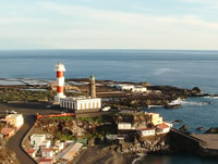 Fuencaliente lighthouse