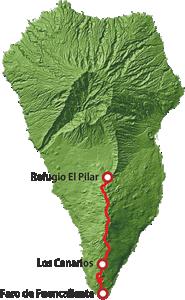 Tour Roque de los Muchachos (La Palma, Canarias)